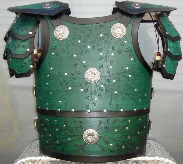 Elven Ivy Armor